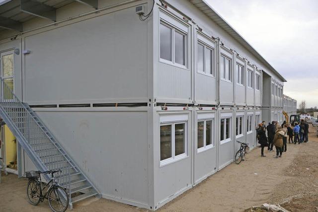 Neue Unterkunft nimmt Betrieb auf