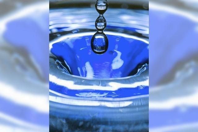 Wasser wird zum Streitpunkt