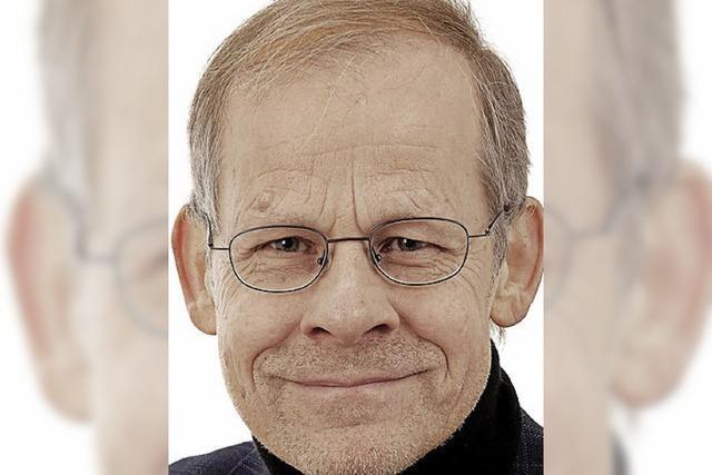 Volkswirt Oliver Landmann: