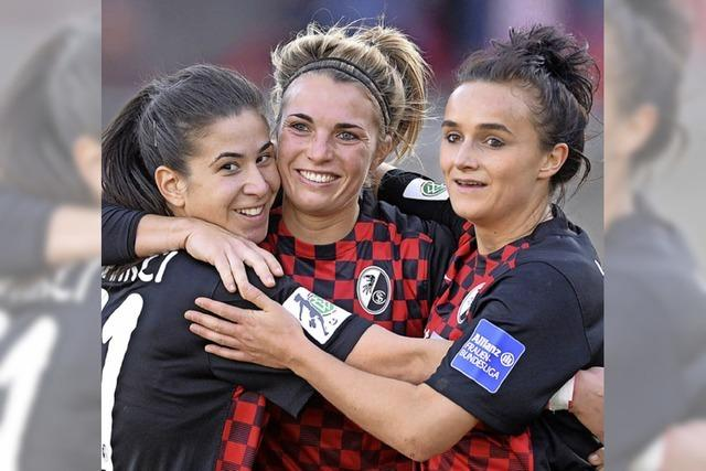 Hohe Hürden für die Fußballerinnen