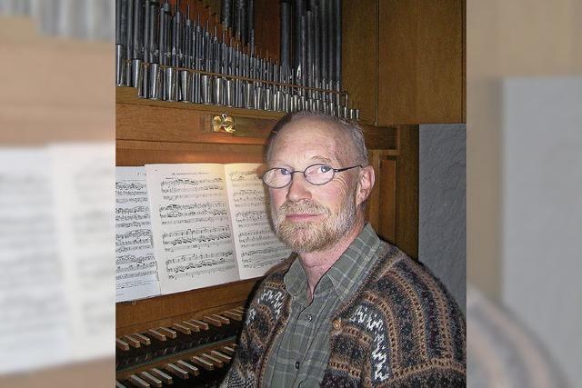 Jürgen Mauri in Emmendingen