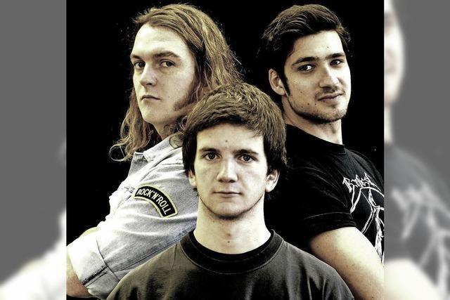 Infected X-Mas mit drei Bands in der Ehrenbachhalle in Stühlingen-Weizen