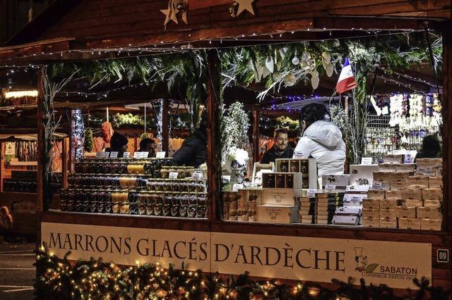 Weihnachtsmärkte schließen an Heiligabend