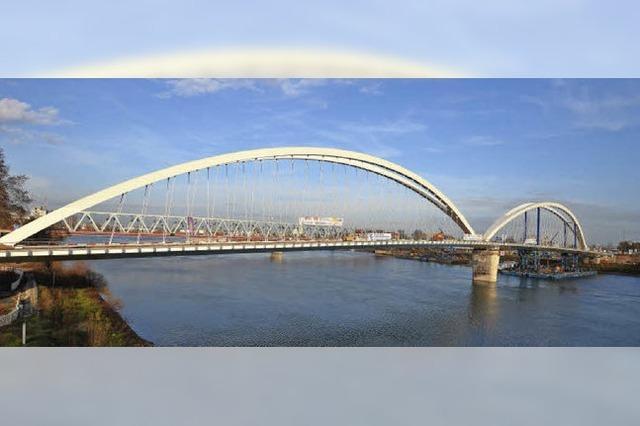 Der Brückenschluss ist vollzogen