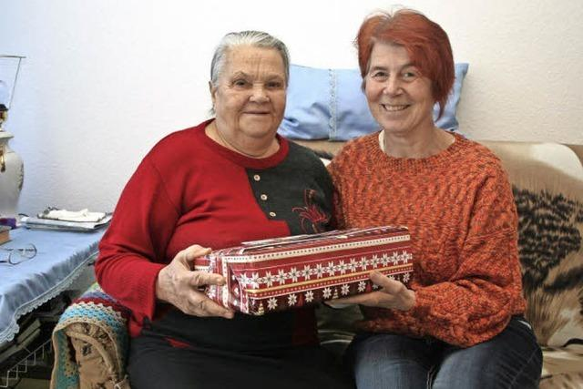 AWO-Weihnachtspäckchenaktion