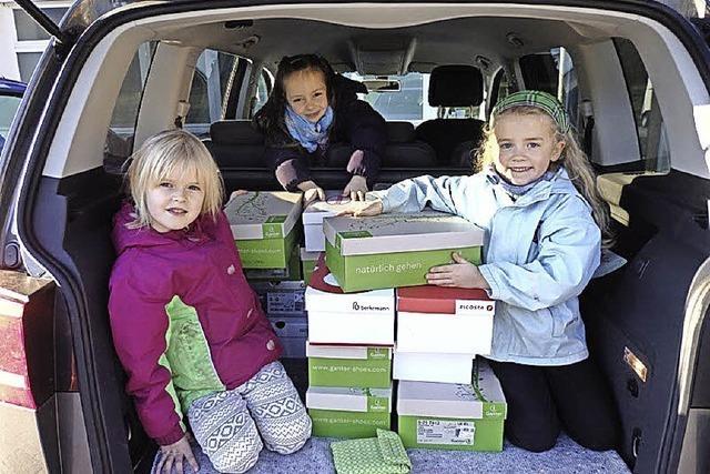 Kinder spenden II