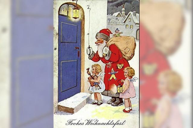 Der Weihnachtsmann kommt per Post