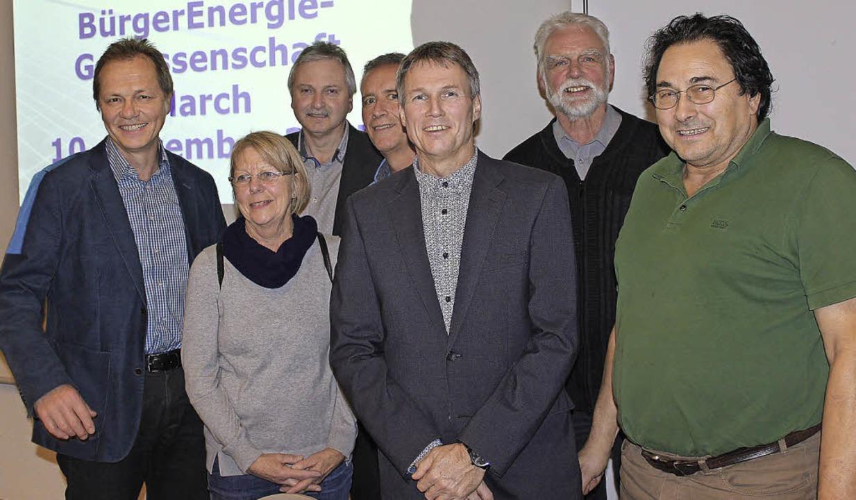 Das ehrenamtlich arbeitende Team von V...net, Claudia Probst  und Frieder Kuhn   | Foto: Mario Schöneberg