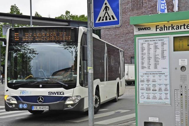 Gemeinderat beschließt Verbesserungen für den Stadtbusverkehr