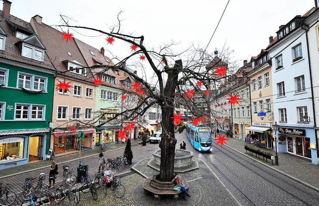 286 Jahre alt ist der Oberlindenbaum. ...kommenden zwei Jahren gefällt werden.   | Foto: Thomas Kunz