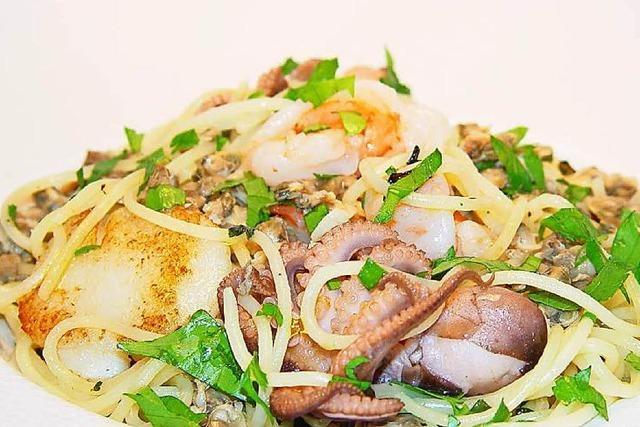 Ein Küchenklassiker: Spaghetti Frutti di Mare