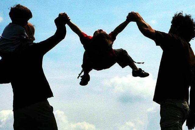 Welche Bedeutung Väter in Familien haben