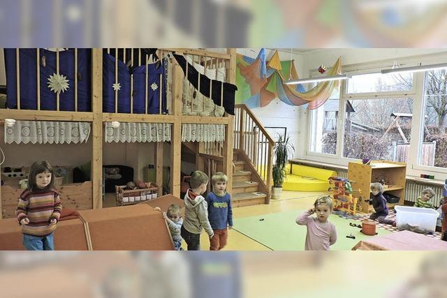 18 Kindergärten laden ein