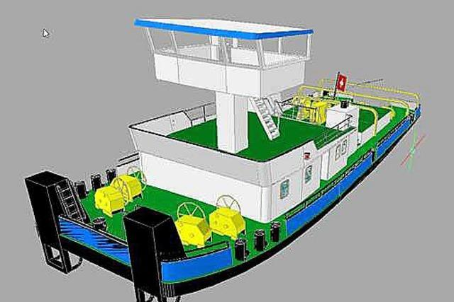 Neuer Schlepper für die Rheinhäfen