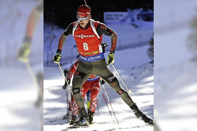 Benedikt Doll ist zweitbester Deutscher im Weltcup