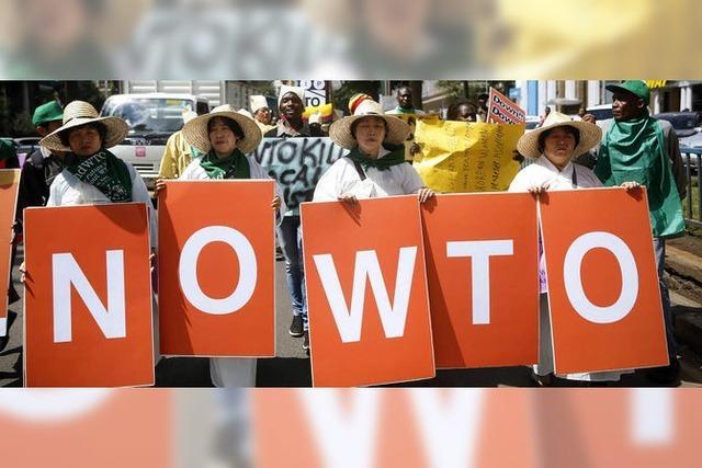 WTO einigt sich auf Verbot von Agrarexport-Subventionen