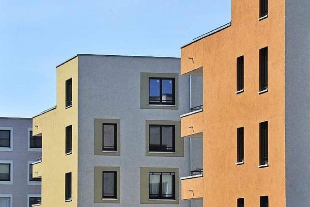 Schmid will Steuerbonus für Wohnungsbau