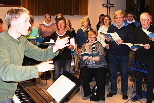 Bach-Sixpack zu Weihnachten in Eichstetten