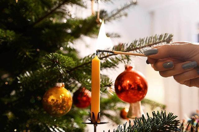 Wer liegt schon gerne unterm Weihnachtsbaum?