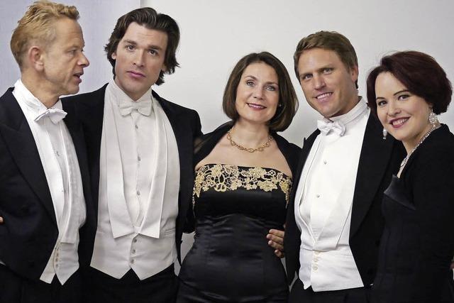 Opern-Ensemble Wien mit