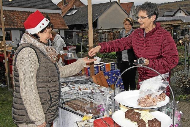 Kleiner Weihnachtsmarkt
