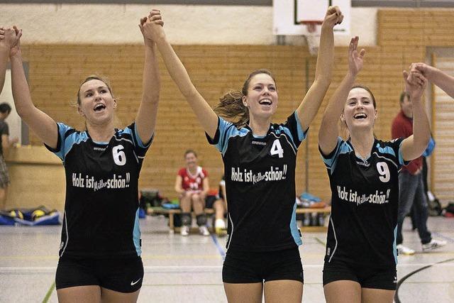 Umkirch überwintert auf Platz zwei