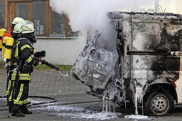 Feuerwehr-Konflikt schwelt weiter