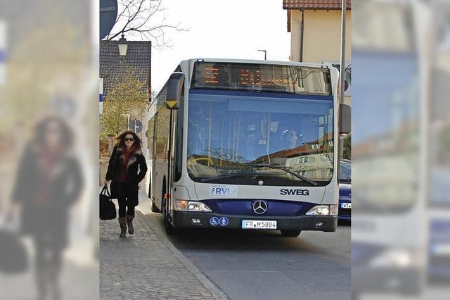 Ötlinger Bus fährt oft leer - nur 34 Nutzer pro Tag