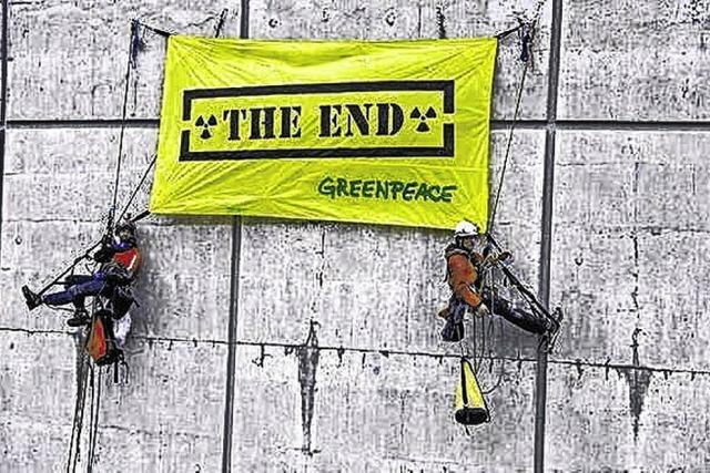 Greenpeace prophezeit finanziellen Gau