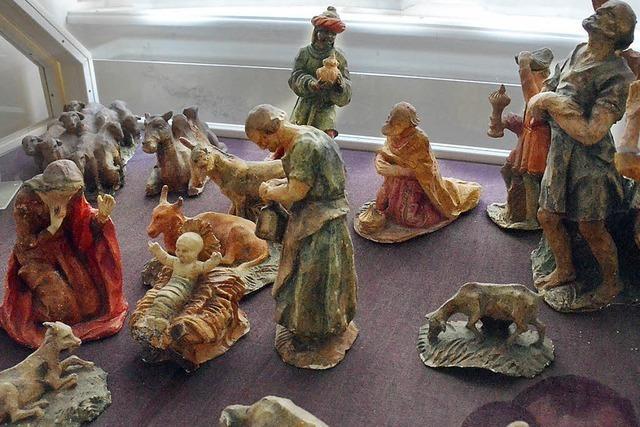 Im Dom ist ganzjährig Weihnachten