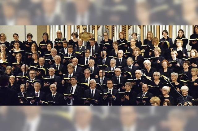 Weihnachtsoratorium nach Bach füllt noch immer die Konzertsäle