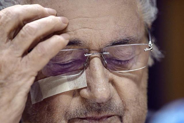 Endgültiges Aus für Blatter?