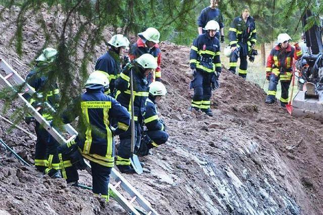 Grubenunglück: Polizei ermittelt – auch gegen den Retter