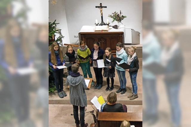 Adventsmusik in der Christuskirche