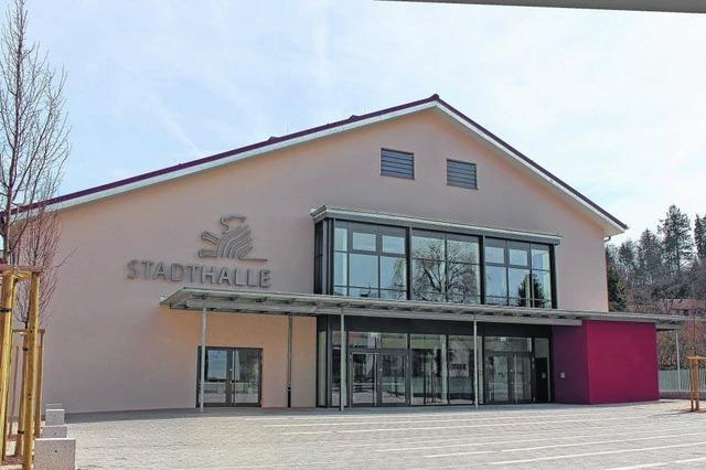 Stadthalle kostet 7,25 Millionen Euro