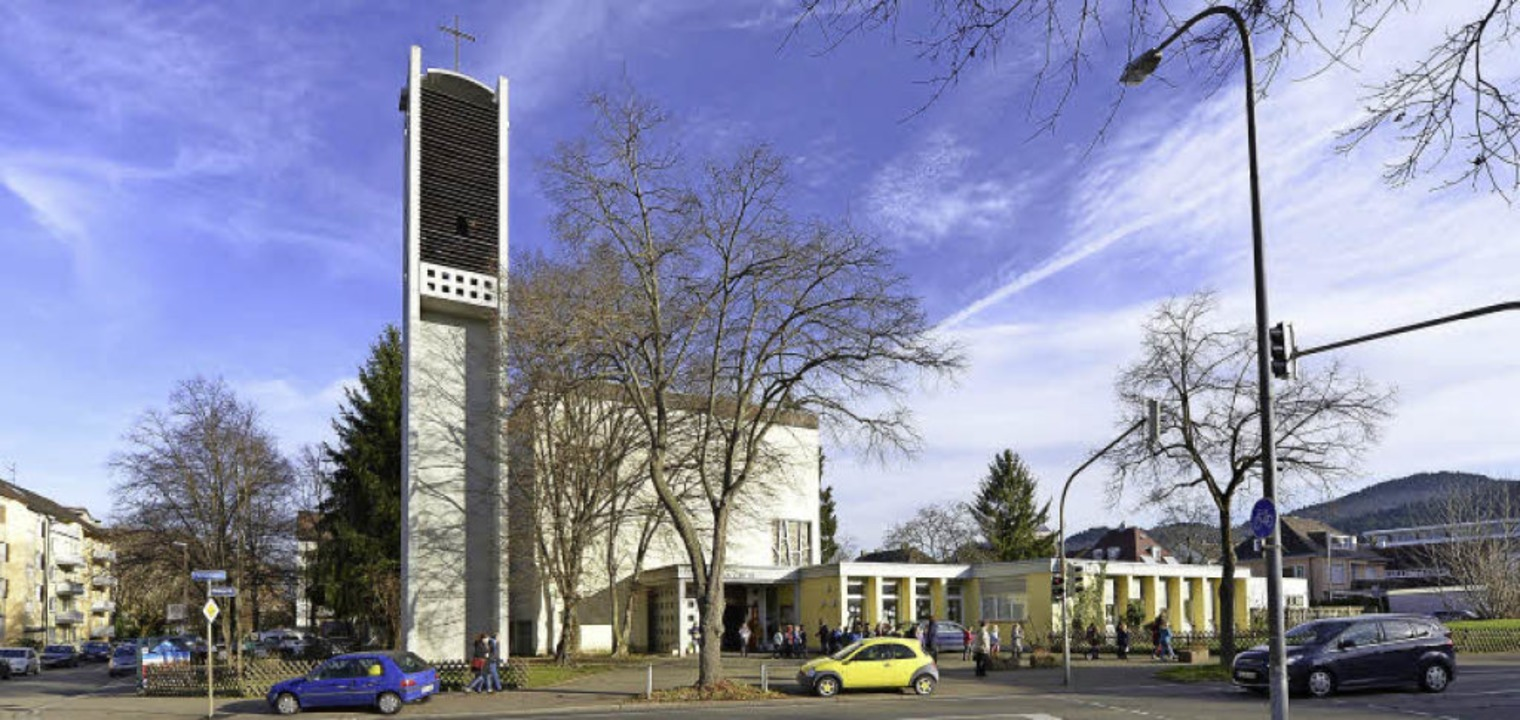 Bis das Thomaskirchenareal grundlegend...ern. Rechts der jetzige Kindergarten.   | Foto:  Ingo Schneider