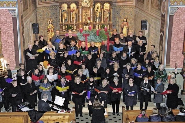 Adventskonzert in Bollschweil