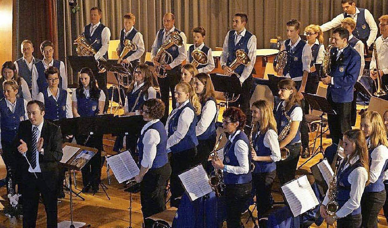 Von Mamma Mia über Tarzan: Filmmusik beim Konzert.  | Foto: Anne Freyer