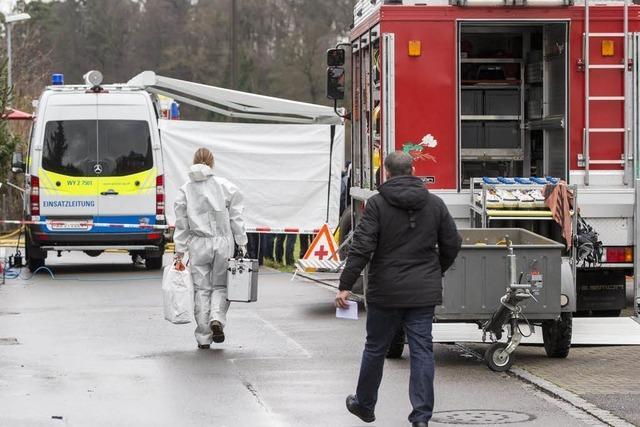 Vierfacher Mord im Kanton Aargau – Ermittlungen laufen