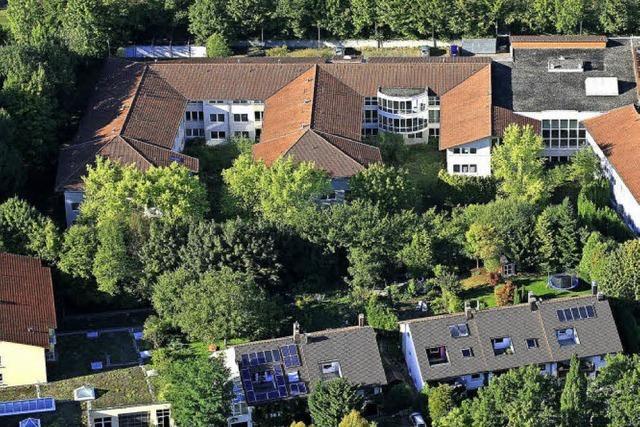 Eggbergklinik wird abgerissen – 6 Wohngebäude kommen