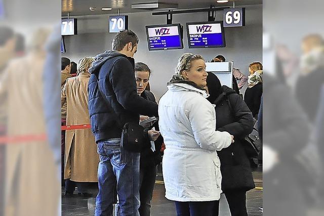 Neuer Passagierrekord am Euroairport