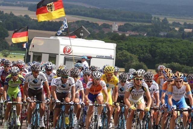 Grand Départ: Tour de France startet 2017 in Düsseldorf
