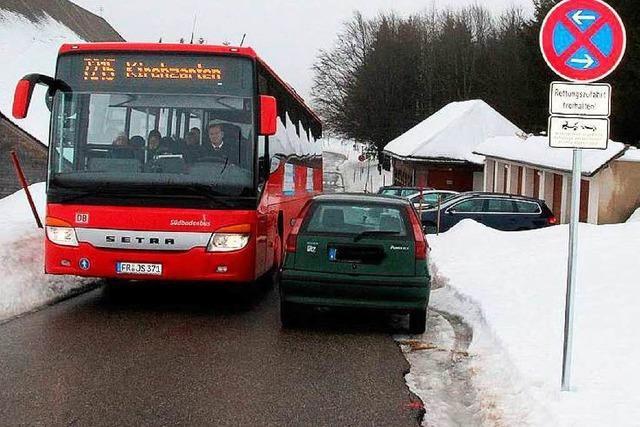 Bushaltestelle am Hotel Halde bleibt nun doch