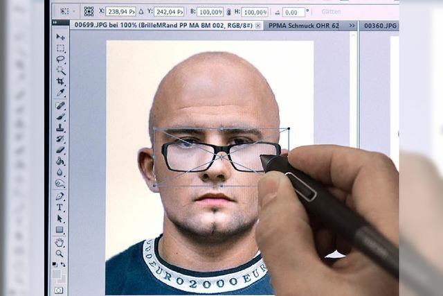 Phantombildzeichner helfen noch immer bei der Aufklärung von Verbrechen