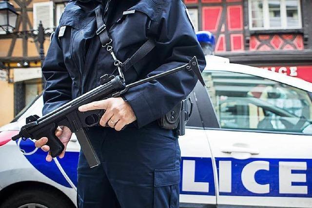 Weihnachtsmärkte mit Polizeischutz und Personenkontrollen