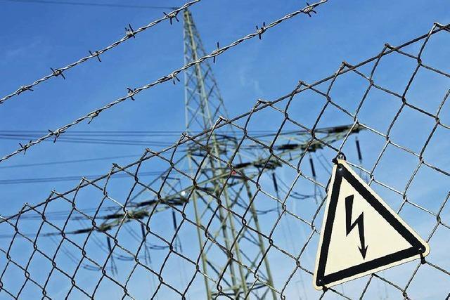 Stromausfall in drei Gemeinden – Verspätung bei der Bahn
