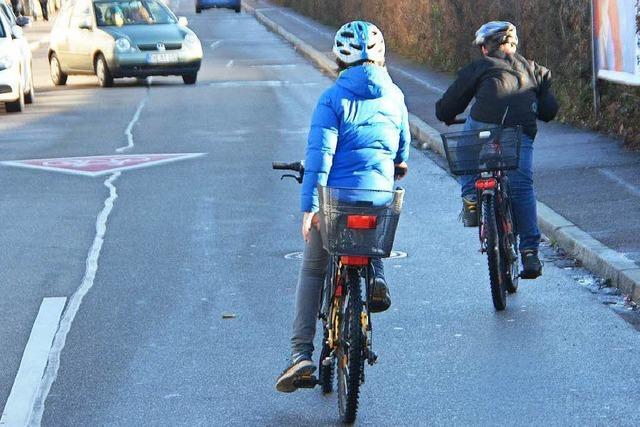 Emmendingen kriegt zwei weitere Fahrradstraßen – auf Probe