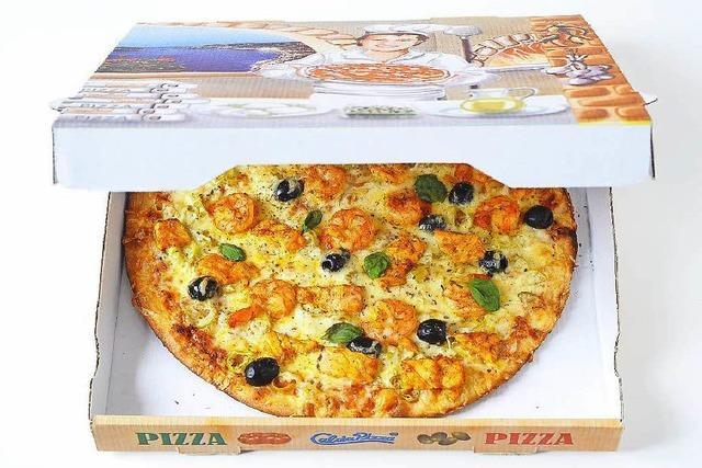 Vier Räuber überfallen Pizzaboten - 3. Fall im Dezember