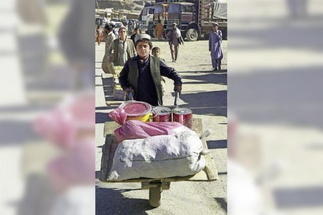 Meine Flucht aus Afghanistan