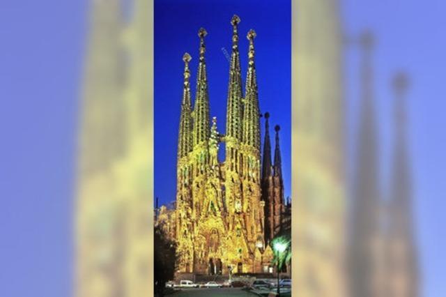 Barcelona ist eine Reise wert